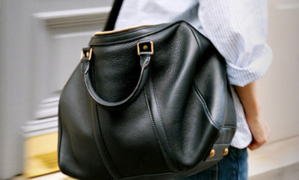 bag black purse black purse