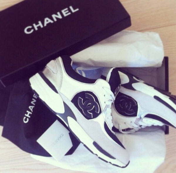 shoes chanel luxury sneakers giveme nice chanel oh wow