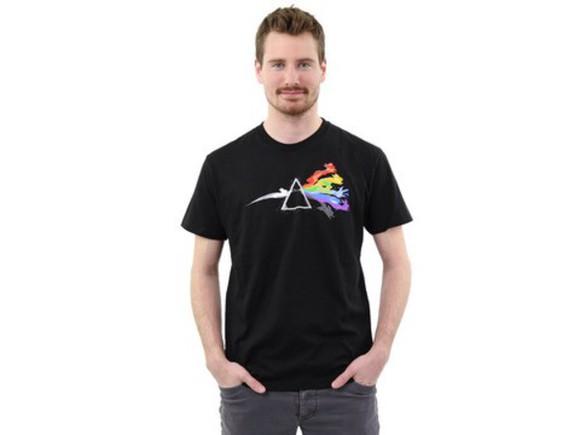 pink floyd t-shirt black menswear mens t-shirt pokemon