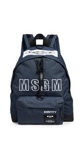 backpack,denim,bag