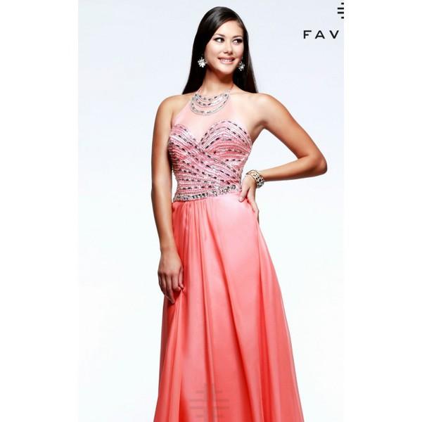 dress gown faviana open back dresses sheer dresses evening