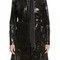 Lafayette 148 new york paola tech combo patent leather trench coat | nordstrom