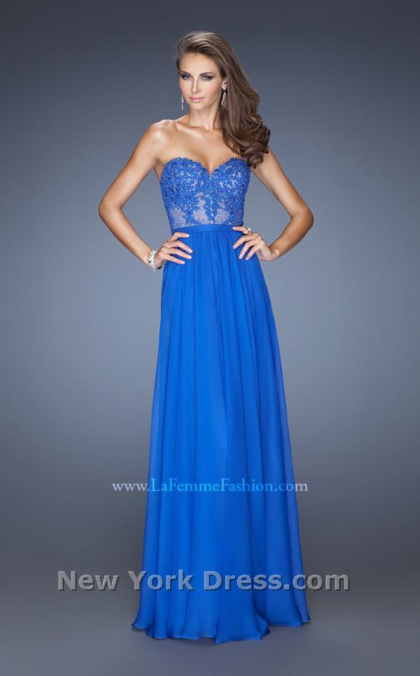 La Femme 20393 Dress - NewYorkDress.com