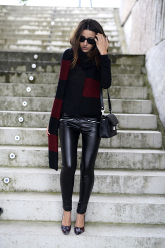 lovely pepa shoes pants scarf bag t-shirt sunglasses