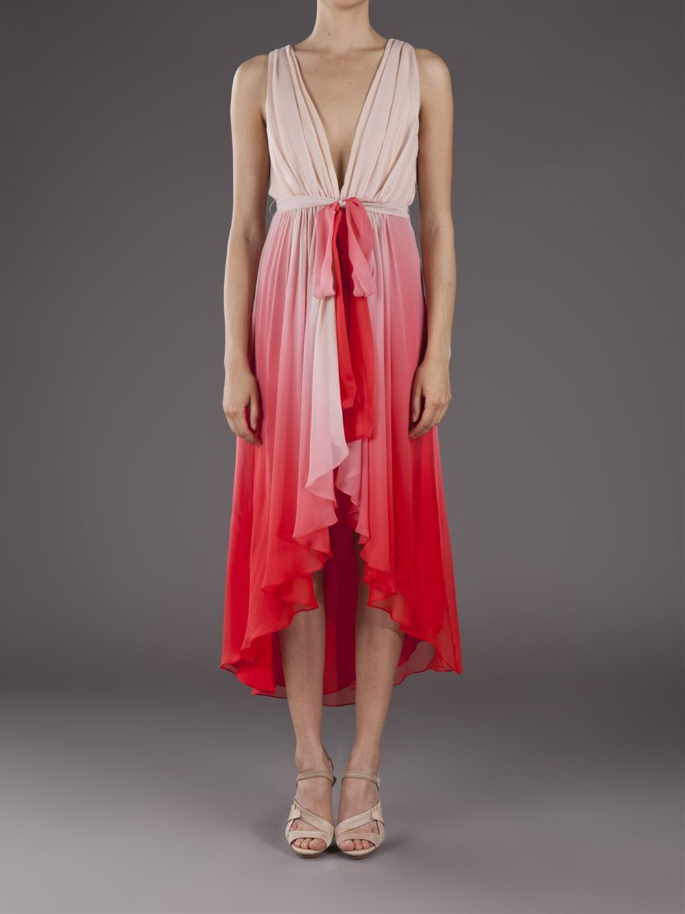 Haute Hippie Ombre Dress - - Farfetch.com
