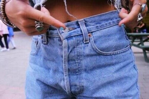 jeans high waisted jeans denim shorts indie button light