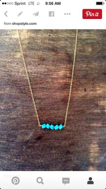 jewels turquoise