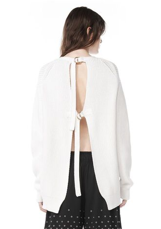 sweater alexander wang