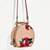 EMBROIDERED OVAL CITY BAG - View all-BAGS-WOMAN | ZARA United States
