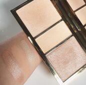make-up,highlight,illuminate,face makeup,makeup palette,nude