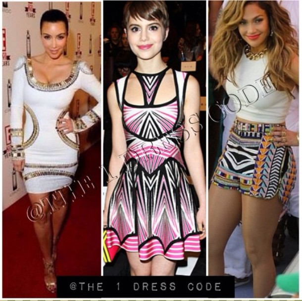 Style dresses celebrity fashion