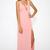 Start Again Dress - Pink