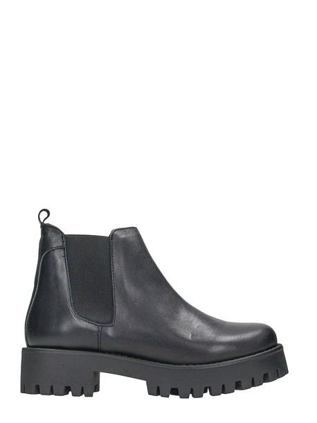 Steve Madden ankle boots black shoes