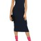 Topshop square neck body-con midi dress | nordstrom
