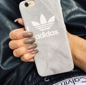 phone cover,adidas,adidas originals,iphone,iphone case,grey,white,adidas case,marble,iphone 6 case,iphone cover,iphone 6s case,adidas phone,marble adidas,tumblr adidas,adidas tumblr,tumblr case,phone,marblecase,tumblr,home decor,accessories,apple,iphone 5c,technology,i phone case,white marble iphone case,quote on it phone case,logo