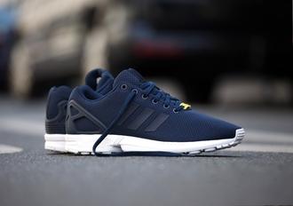 shoes adidas runner zxflux