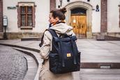 bag,backpack,rucksack,sac a dos,women,womens backpack,roll top backpack,roll top bag,rolltop backpack,rolltop bag,black bag,black backpack,streetstyle,streetwear,street,fashion,trendy,blogger trend,travel,travel bag,cool travel bag