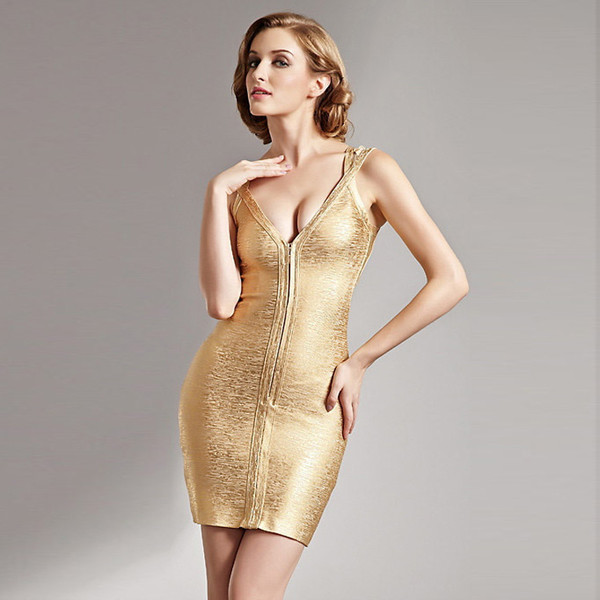 sexy dress club dress party dress evening dress cocktail dress dress new dress hot dress 2014 2014 dress gold dress