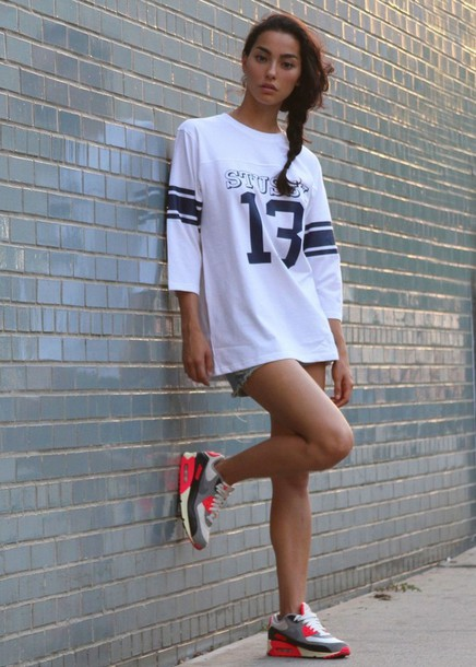 sweat the style shirt shorts shoes