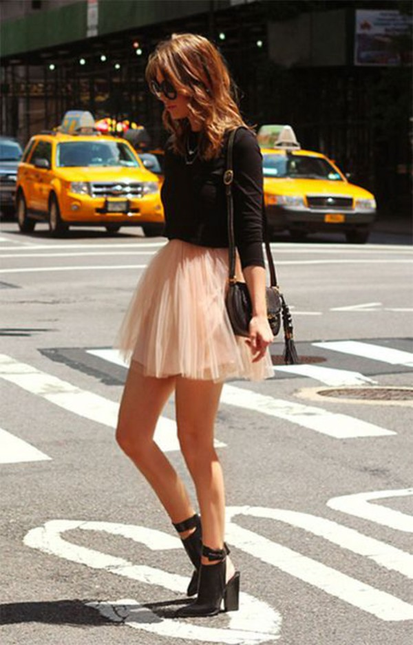 skirt tulle skirt shoes