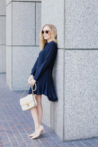eat sleep wear blogger dress shoes bag