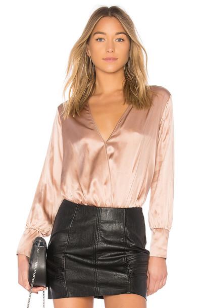 CAMI NYC bodysuit blush underwear