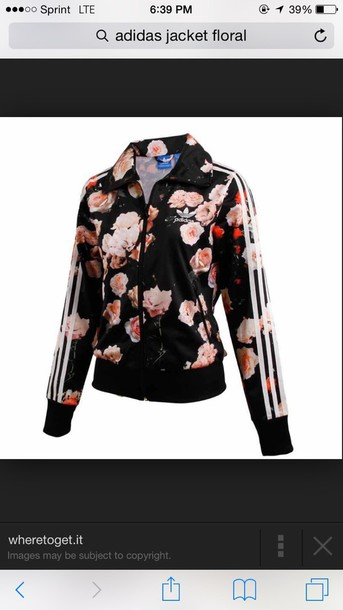 jacket adidas floral jacket adidas orginals adidas firebird jacet menswear mens jacket adidas jacket black flowers adidas firebird