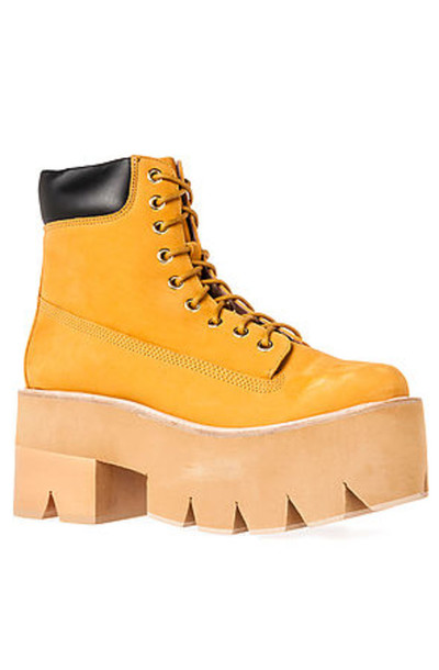shoes jeffrey campbell hbic boots platform shoes platform shoes
