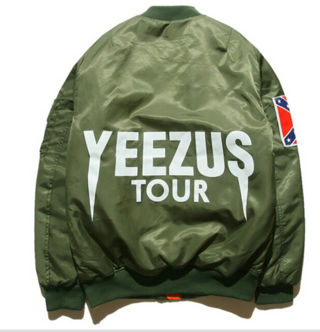 Limited Edition Yeezus Tour Bomber Jacket