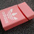 REDUCED Soft Pink Adidas Silicone Cigarette Case