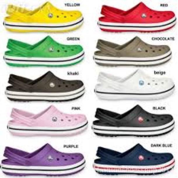 shoes crocs