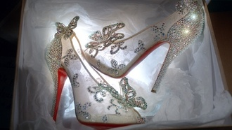 shoes louboutin shoes cinderella louboutin cinderella