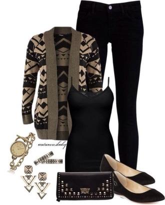cardigan black cardigan beige cardigan