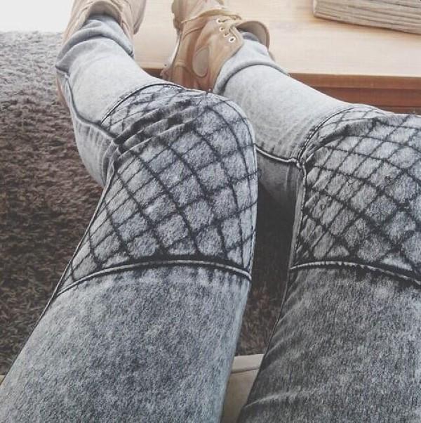 jeans jeans girl cool now carreaux instagram clothes