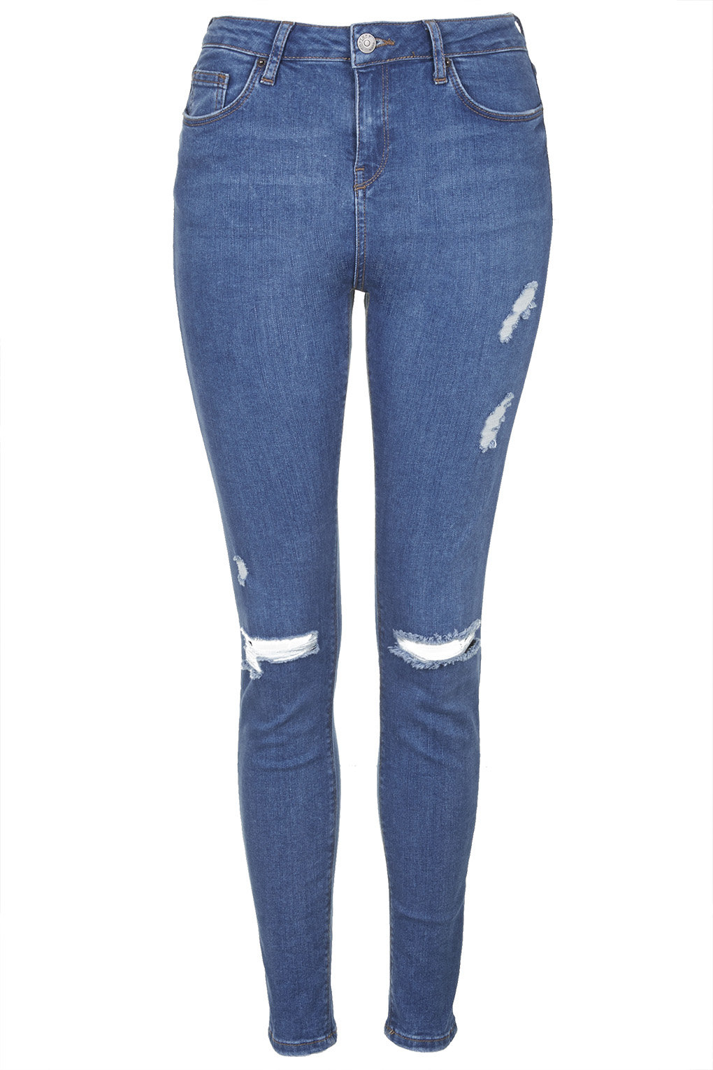 Moto ripped jamie jeans