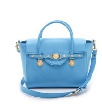 bag purse handbag versace crossbody bag