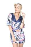 Colour Luxe Dress   Eco Fashion Ethical Fashion EKOLUV Eco Boutique