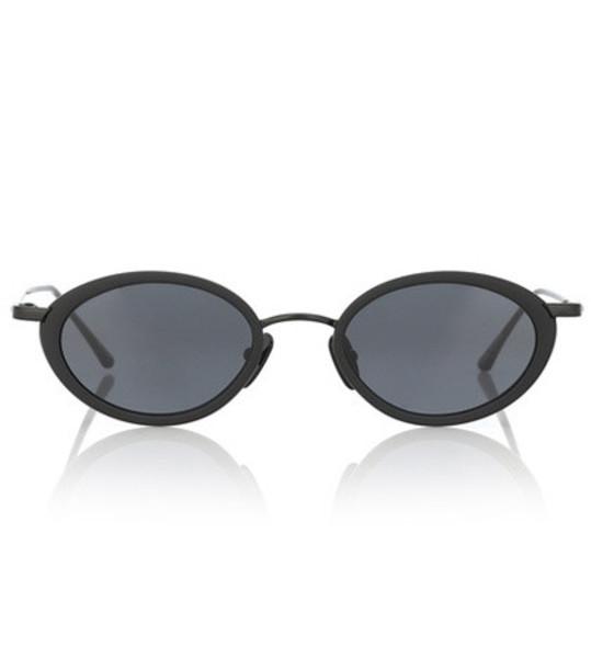 Le Specs Boom! sunglasses in black