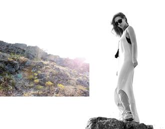 sirma markova blogger dress jewels shoes sunglasses