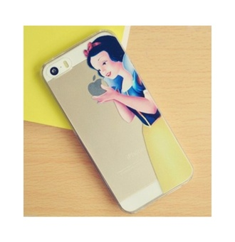 phone cover iphone snow-white apple snow white