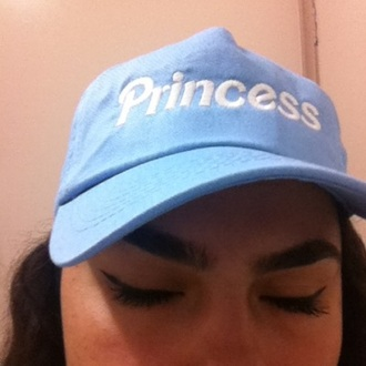 hat princess cute