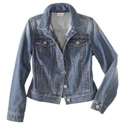 Mossimo Supply Co. Juniors Ombre Denim Jacket - ... : Target