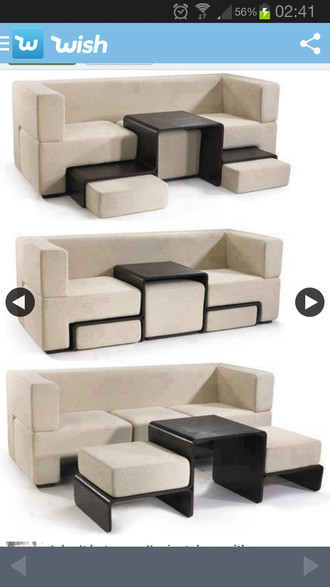 home accessory couch cool funny sofa living room coffee table