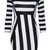ROMWE | Stripe Skinny Dress, The Latest Street Fashion
