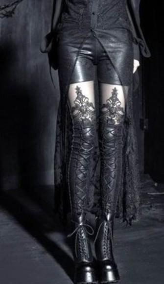 tights detail