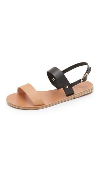 Ancient Greek Sandals sandals black shoes