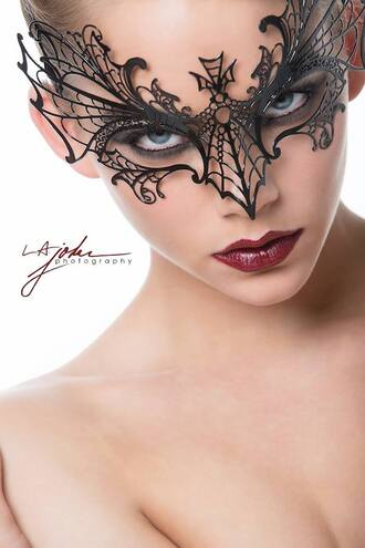 jewels masquerade mask