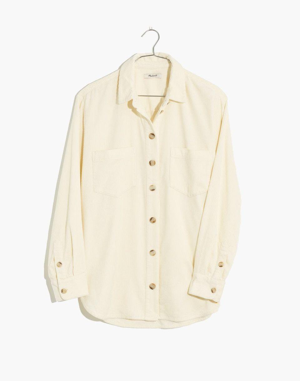 Women's Corduroy Sunday Shirt