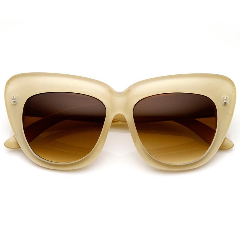 Frankie cat eye sunglasses – flyjane