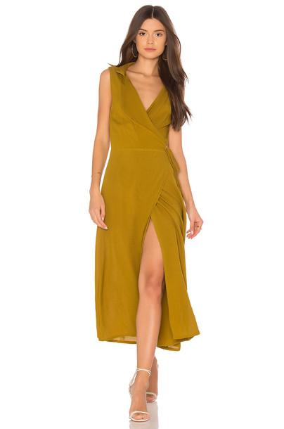 cleobella dress wrap dress